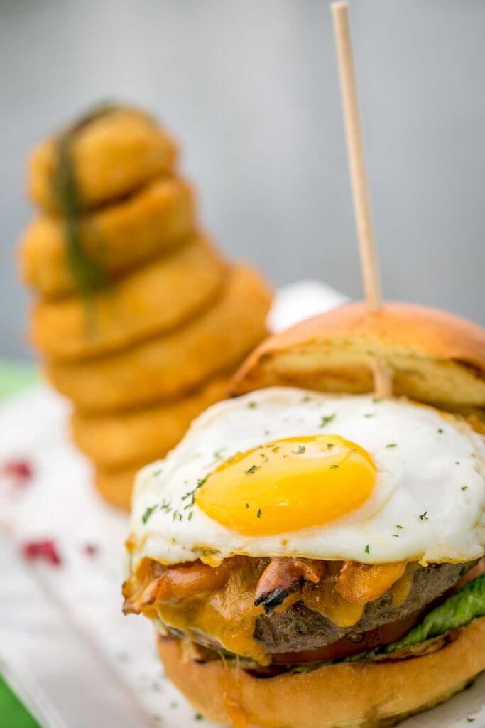 Driftwood Burger